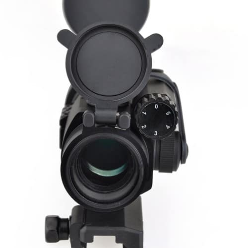 aim-o aimpoint m2 type red green dot sight 3