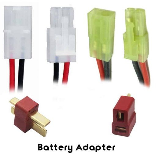 airsoft battery connector adapter - battery adapter