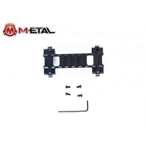 m-etal mp5 sight rail short 2