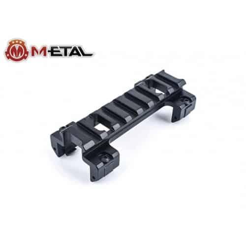 m-etal mp5 sight rail short