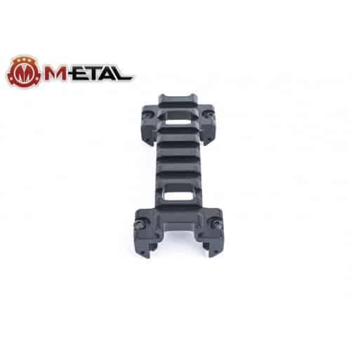 m-etal mp5 sight rail short 5