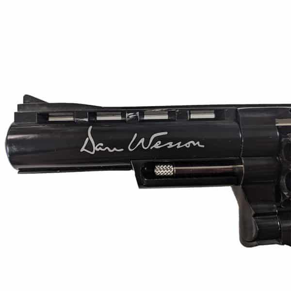 """dan wesson co2 revolver 4"""" barrel black reconditioned 1"""