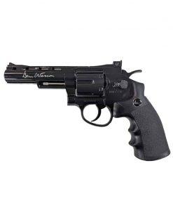 """dan wesson co2 revolver 4"""" barrel black reconditioned 2"""