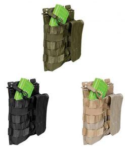 5.11 double AK magazine pouch with bungee