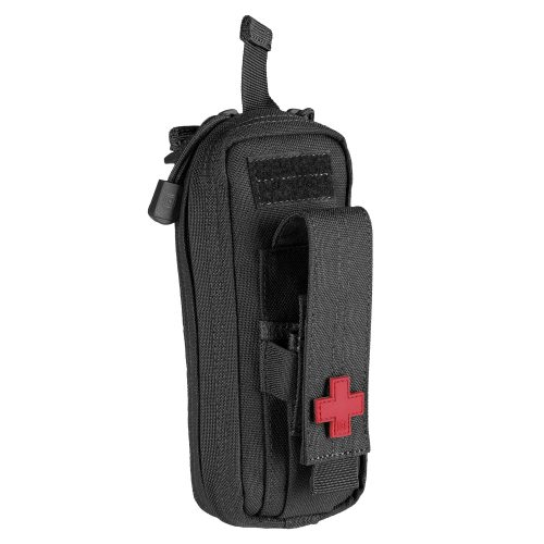 5.11 3x6 molle medic pouch - black