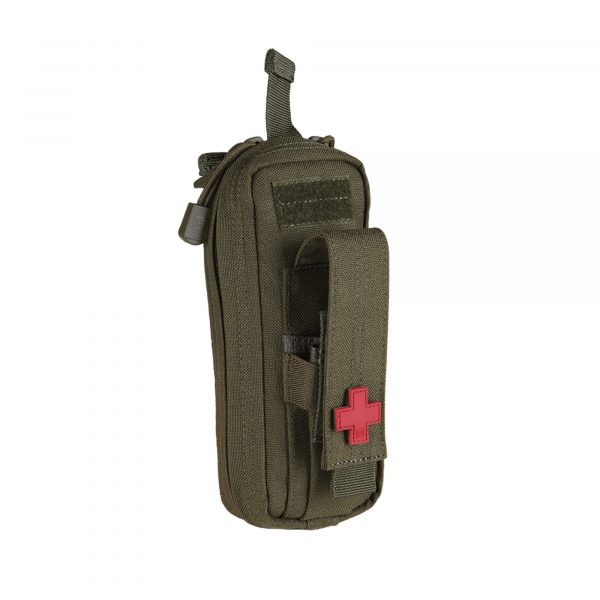 5.11 3x6 molle medic pouch - olive