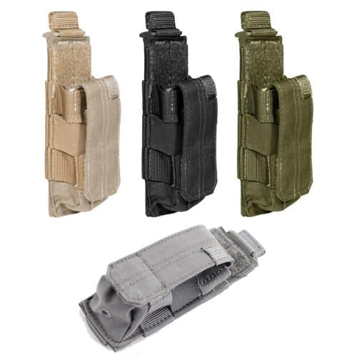 5.11 tactical single pistol magazine pouch