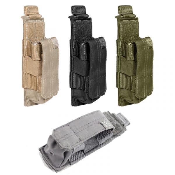 5.11 tactical single pistol magazine pouch