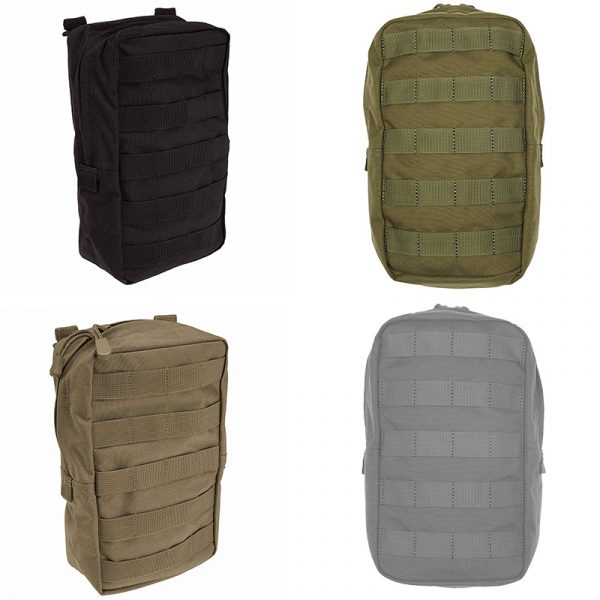 "5.11 6x10"" vertical molle pouch"