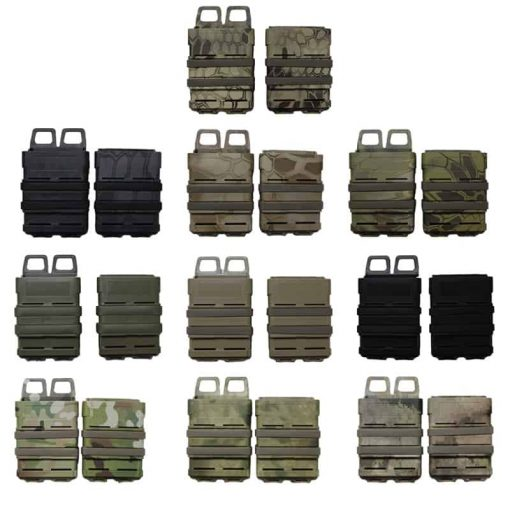 oper8 tactical fast mag pouch 5.56 set - all colours