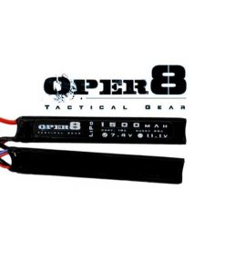 Oper8 7.4v Lipo Cranestock 1500MAH