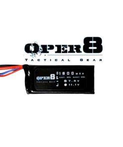 Oper8 7.4v Lipo Block Mini 1600MAH