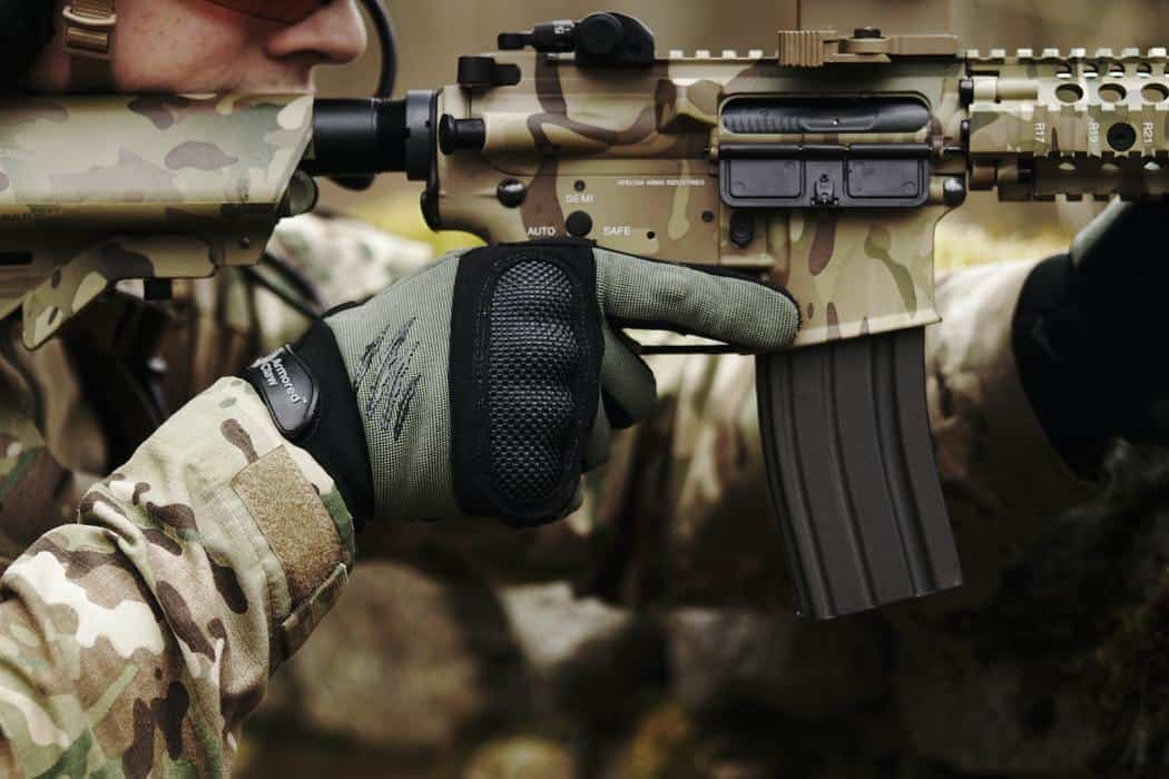 Buying your first airsoft gun