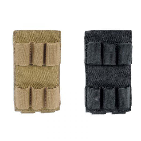 tasmanian tiger 6 round shotgun shell holder shell pouch