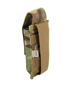 tasmanian tiger single pistol magazine pouch - back