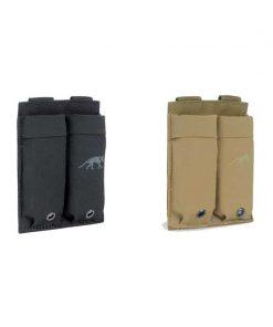 tasmanian tiger double low profile pistol magazine pouch - all