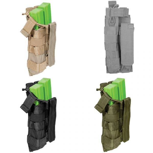 5.11 double mp5 magazine pouch