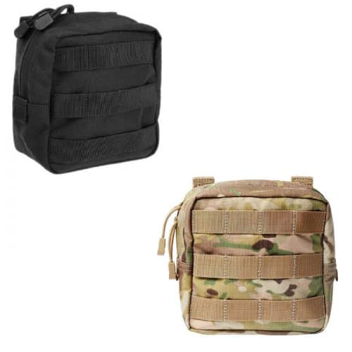 "5.11 tactical 6x6"" molle pouch"