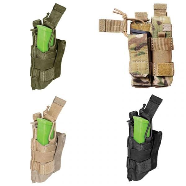 5.11 double pistol magazine pouch