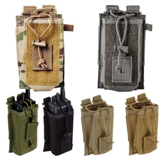 5.11 tactical molle radio pouch