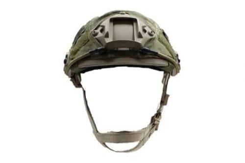 oper8 tactical fast helmet cover front