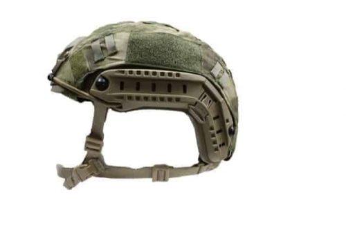 oper8 tactical fast helmet cover left