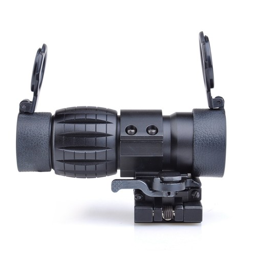 aim-o et style 4x magnifier with flip to side mount 2