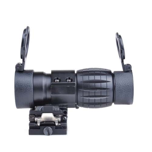 aim-o et style 4x magnifier with flip to side mount 3