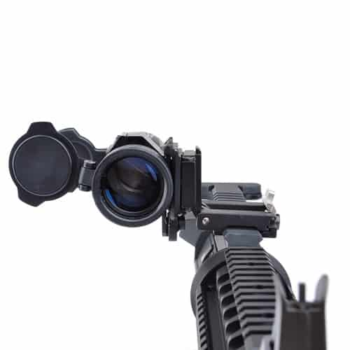 aim-o et style 4x magnifier with flip to side mount 6