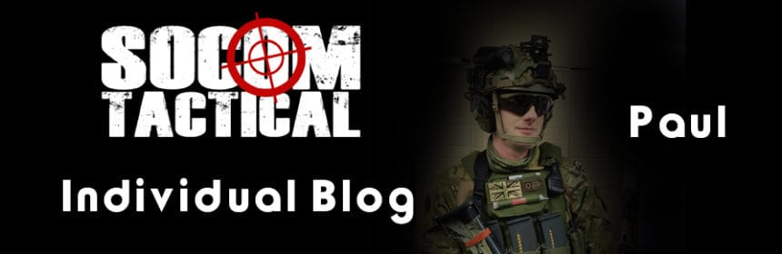 Airsoft player profile