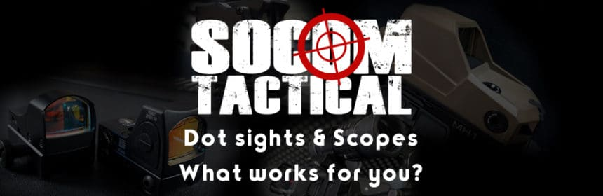 Sights & Scopes – What works for you?
