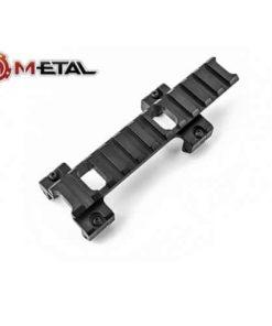 m-etal mp5 rail mount long 6