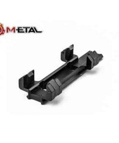 m-etal mp5 rail mount long 5