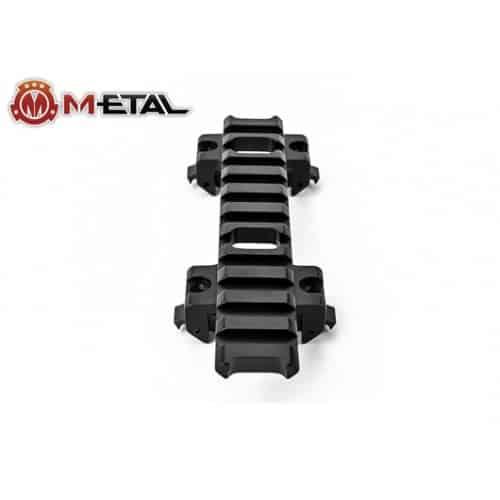 m-etal mp5 rail mount long 3