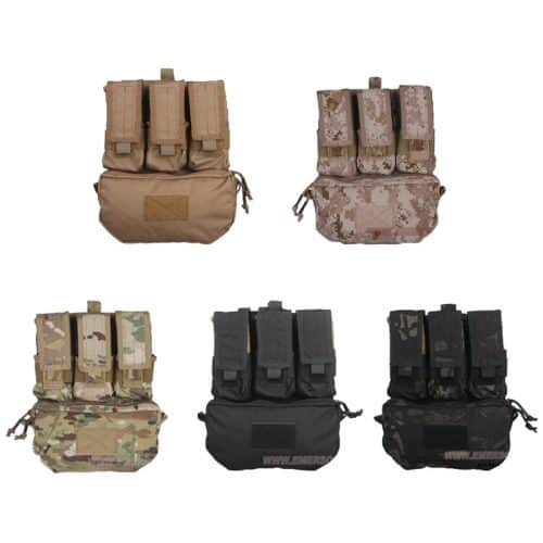 emerson gear molle assault back panel