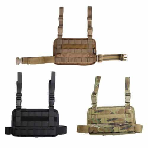 emerson gear molle drop leg platform