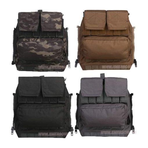emerson gear JPC/AVS zip on backpack