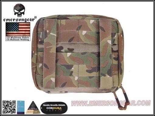 emerson gear large edc pouch - multicam 5
