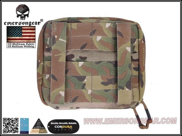 emerson gear large edc pouch - multicam 5