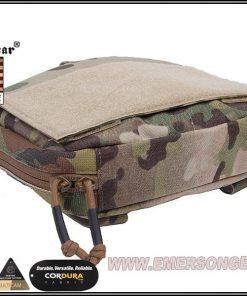 emerson gear large edc pouch - multicam 4