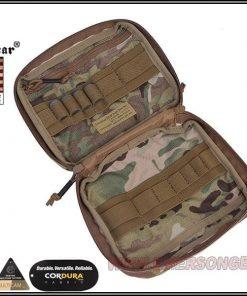 emerson gear large edc pouch - multicam 3