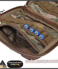 emerson gear large edc pouch - multicam 1