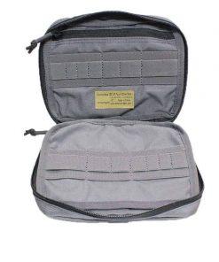 emerson gear large edc pouch - wolf grey 2
