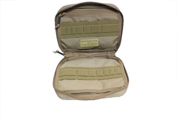 emerson gear large edc pouch - coyote 1