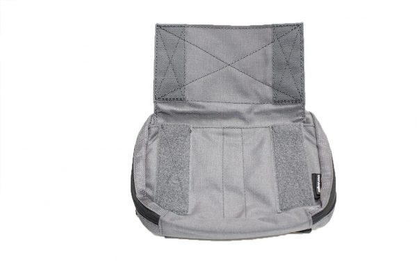 emerson gear large edc pouch - wolf grey 1