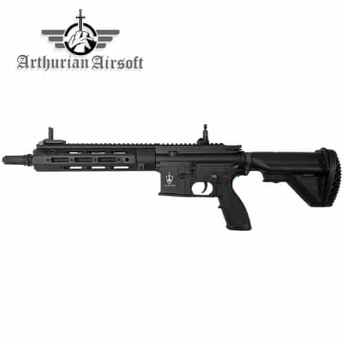 arthurian airsoft excalibur mordred obsidian 2021 version