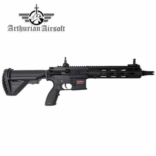 arthurian airsoft excalibur mordred obsidian 2021 version 2