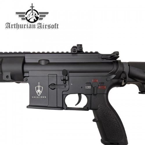 arthurian airsoft excalibur mordred obsidian 2021 version 4
