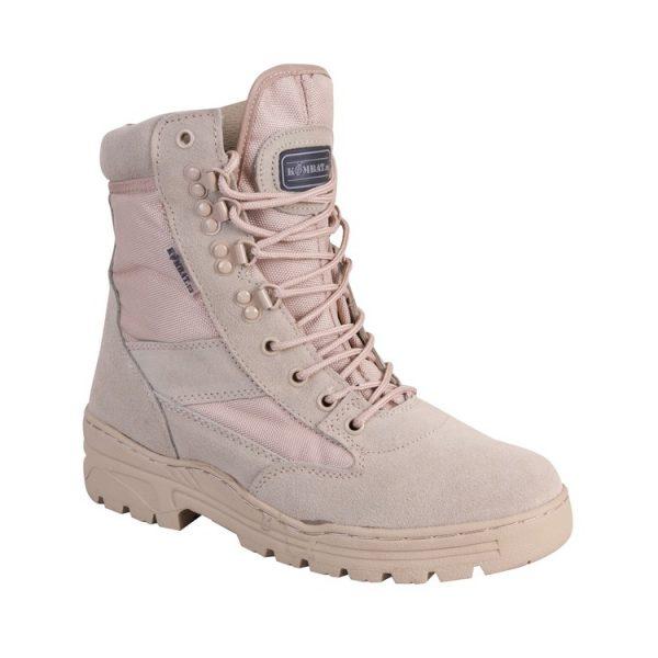 kombat uk desert patrol boot single