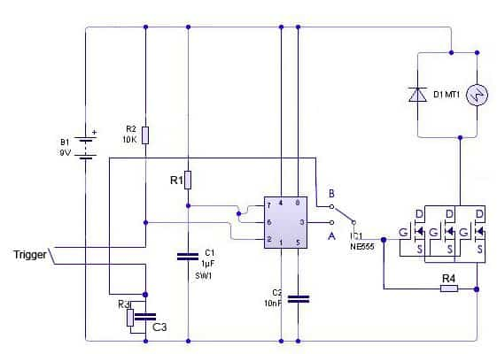 What is a airsoft Mosfet